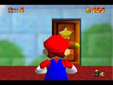 How To Unlock Luigi In Super Mario 64 (Fake)