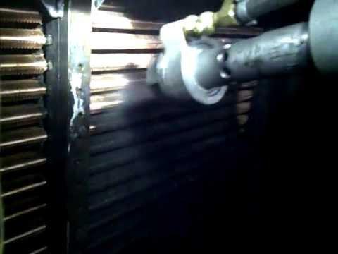 SODA WASH - Radiator - Scoop