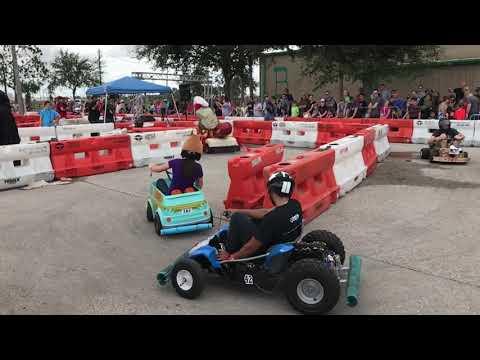 Maker Faire Orlando 2017 Power Racing