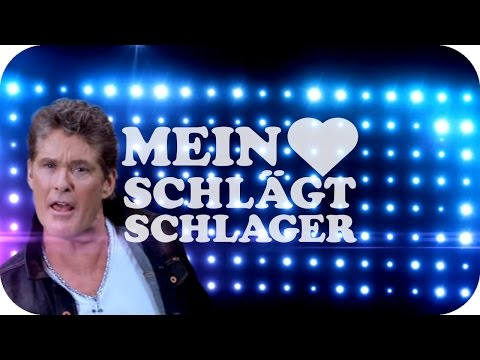 David Hasselhoff It S A Real Good Feeling Offizielles Video