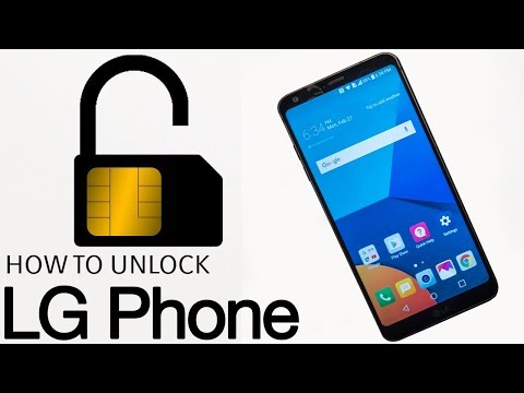 Unlock LG Phone By Code – Works for All LG Models and Carriers Fast 1-6h Delivery