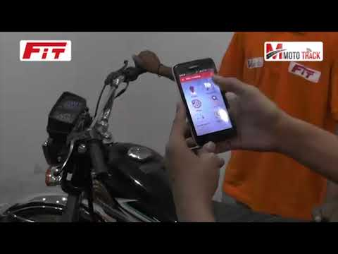 Motorcycle Tracker Pakistan Rs.3500