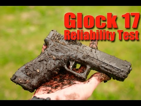 Glock 17 Reliability Test: Military Arms Channel Gauntlet Response Video