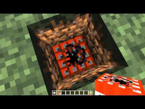 Minecraft Traps #6 - Large Landmine