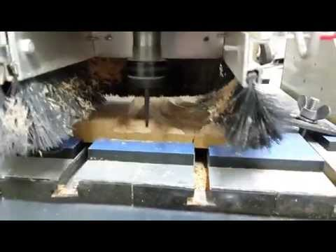 High speed 3D carving on a cnc machine