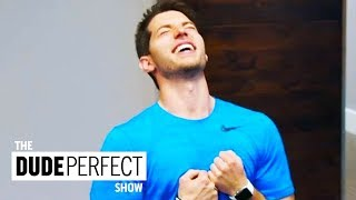 Dude Perfect Teaches Coby How To Play Like a Champion on CMT