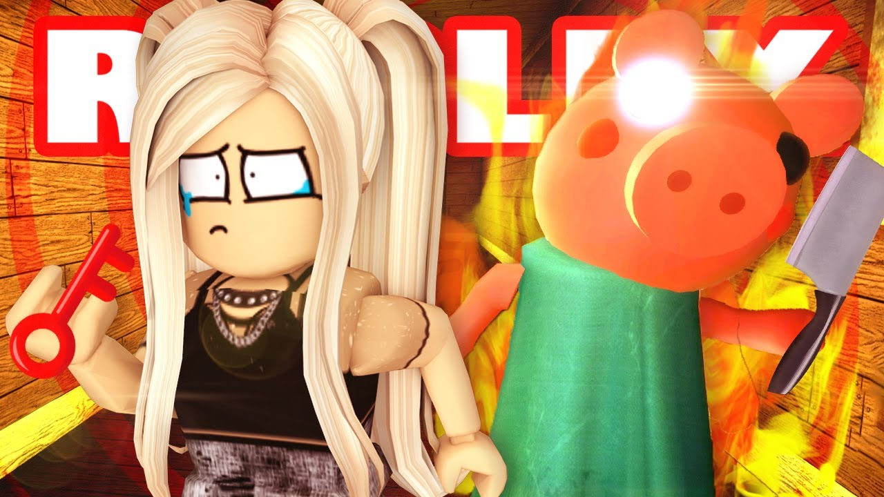DON'T GET CAUGHT BY ROBLOX PIGGY...