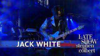 Jack White Performs