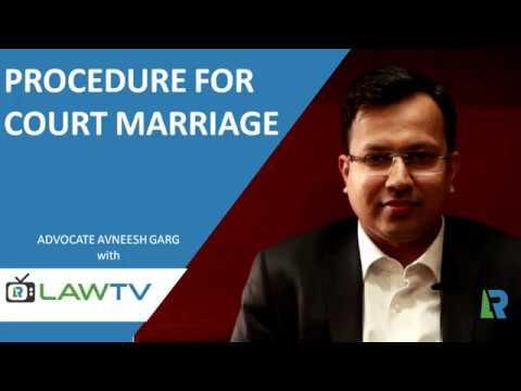 Indian Kanoon - Procedure for Court Marriage - LawRato.com