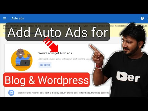 Adsense Auto Ads for Blog and Wordpress 2018 | Adsense Auto Ad New Update | TechLancer
