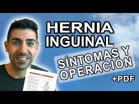 HERNIA INGUINAL | Síntomas y operación de hernias inguinales bilaterales (Experiencia personal)