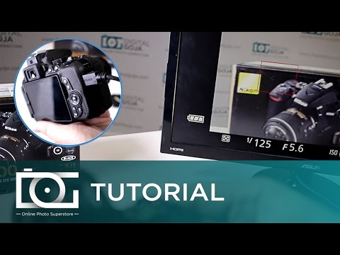NIKON D5500 TUTORIAL | Can I Connect a Monitor to my Camera for External Viewing?