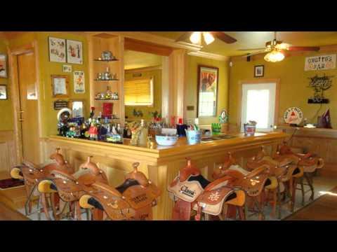 HOW TO : Make Bar Stool Saddles