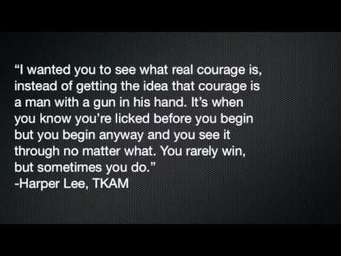 What is Courage - A Documentary