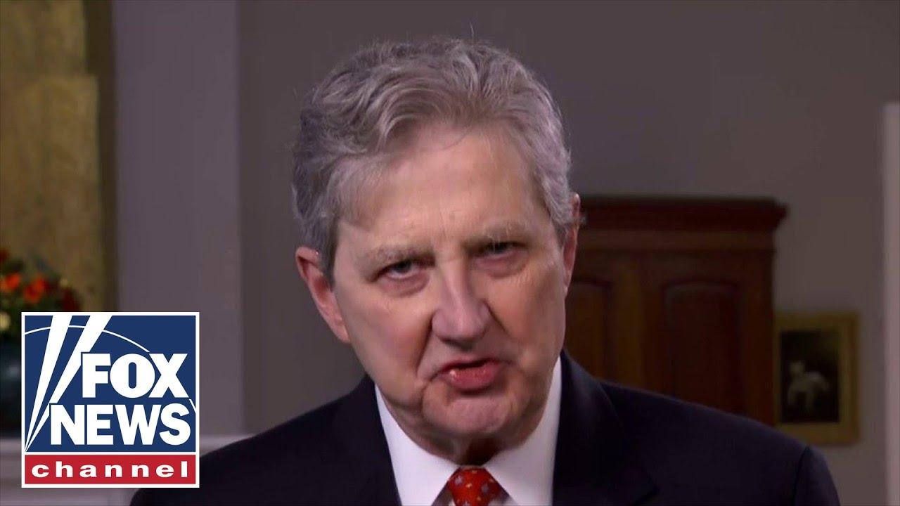 John Kennedy slams liberal 'wokers' urging Biden to pack Supreme Court
