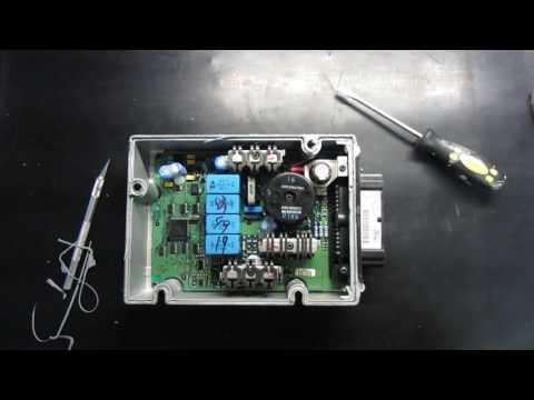 Ford Powerstroke 7.3L  IDM Repair, Injector Driver Module Repair Part #1