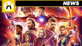 Avengers: Infinity War NEW Poster Unites the ENTIRE MCU