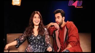 Ae Dil Hai Mushkil   Ranbir Kapoor, Anushka Sharma EXCLUSIVE INTERVIEW   B4U STAR STOP