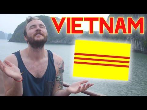 CRUISING HA LONG BAY | Vietnam Travel Vlog
