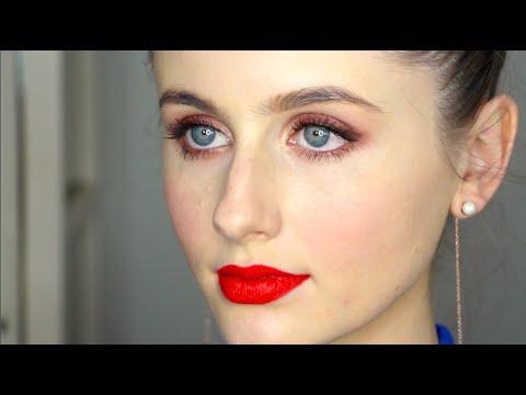 Makeup Tutorial | Stilla Eyeshadow | MAC Lady Danger