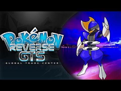 Reverse GTS Sunday: SHINY BISHARP (Pokemon ORAS Reverse GTS Livestream)