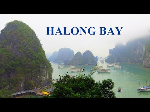 Amazing HALONG BAY / Vietnam