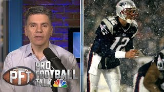 Download PFT Draft: Games with strangest field conditions | Pro Football Talk | NBC Sports Video