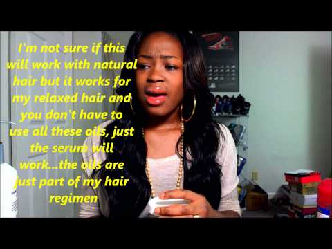 How to blend your hair with wavy or straight virgin indian hair without heat