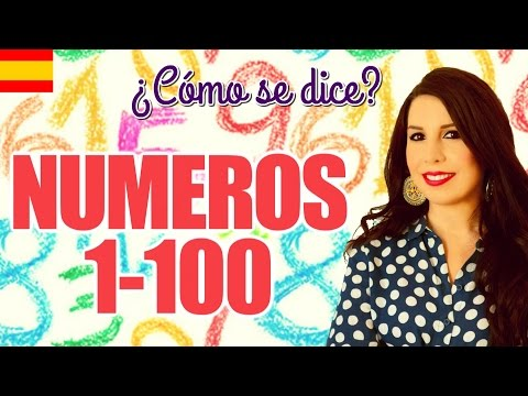 Spanish Numbers 1-100 (INTERACTIVE!)