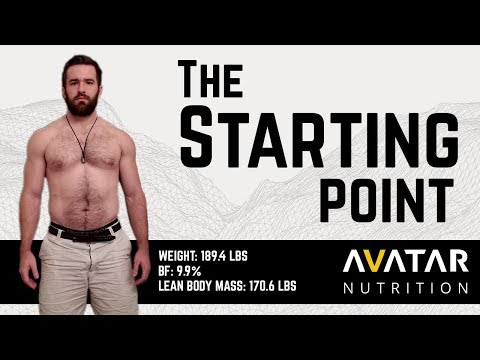 THE STARTING POINT   Raw Powerlifting Nationals Prep Episode 1