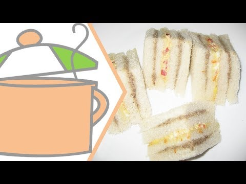 Nigerian Club Sandwich | All Nigerian Recipes