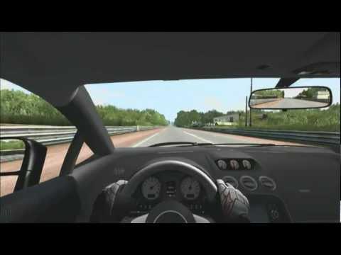 Forza Motorsport 4: Shift Mod