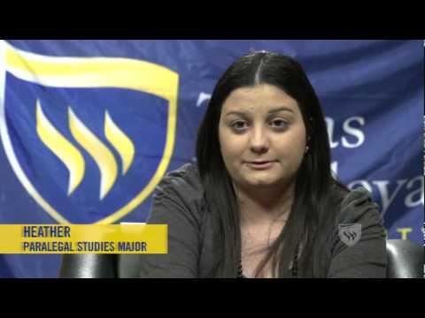 Find My Major: Paralegal Studies - Texas Wesleyan University