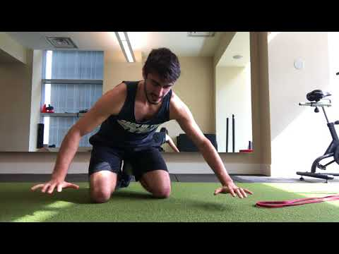 Banded Push Ups For Your Chest