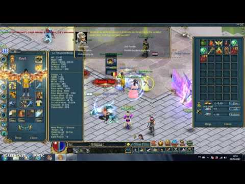 conquer online 3.0 completar 2 rb facio