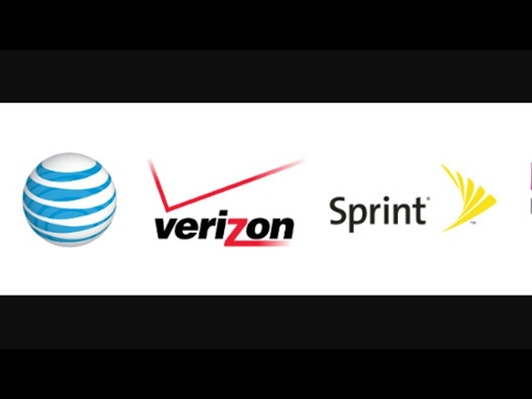 Sprint , verizon, at&t  ( reports of total data usage at the super bowl)