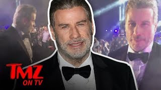 John Travolta Wants To Take You To The Candy Shop! | TMZ TV