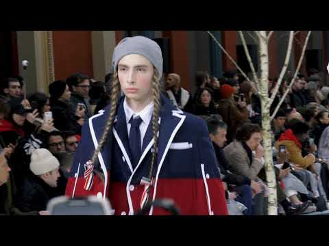 How Thom Browne Created His Fall 2018 Show