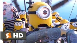 Despicable Me 3 (2017) - Bubblegum Rescue Scene (9/10)   Movieclips