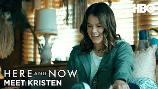 Meet Kristen (Sosie Bacon) | Here And Now | HBO