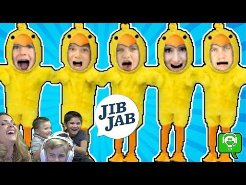 HobbyFamily Sings and Dances with JibJab Phone App HobbyKidsGaming