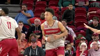 Download Red-White Basketball Game 2018 Highlights Video