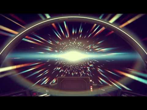 No Man's Sky - Black Hole Travelled 1,251,094 Light Years