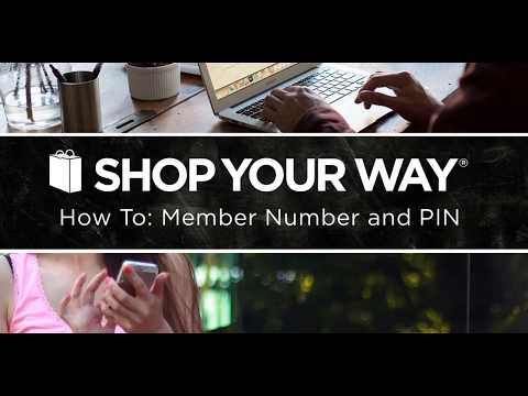 Find your Member Number and Pin Online and Mobile