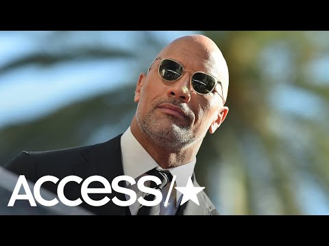 Dwayne Johnson Opens Up About His Mother Attempting Suicide When He Was 15 | Access