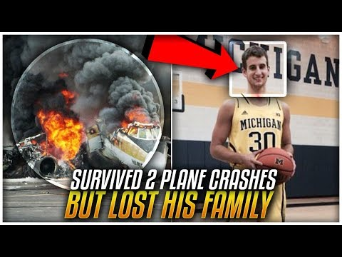 How THIS Player SURVIVED 2 PLANE CRASHES & Still Played College Basketball