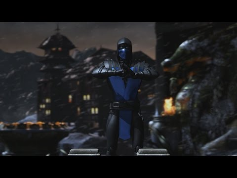 Mortal Kombat X - Test Your Might - *All 10 Targets* (1080p 60FPS)