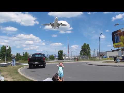 Montreal Planespotting