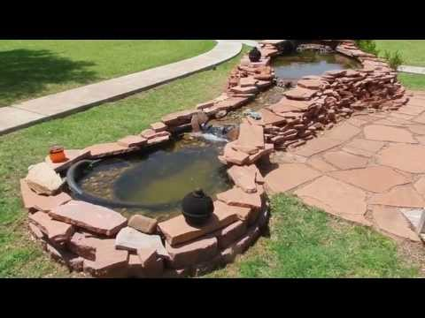 DIY Homemade Pond Filter Part 1 of 3