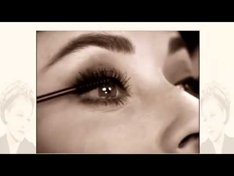 The 1960's Makeup Look (1965) - Maybelline Ad